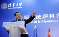 Nicolas Sarkozy : le New Deal écologique et économique mondial veut accueillir la Chine