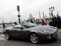 Photo du jour : Aston Martin Zagato DB AR1
