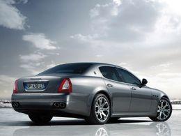 Maserati vise Porsche et Bentley