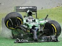 Caterham F1, ça sent la fin