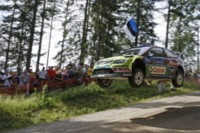 WRC-Finlande: Hirvonen remporte son rallye !