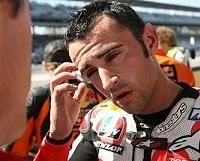 Moto GP: Hector Barbera a tiré le mauvais Tchèque