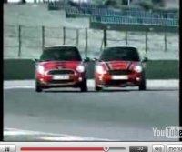 Vidéo : Mini Cooper et Clubman S JCW à l'attaque