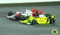 IndyCar-Kentucky: Briscoe gagne la course pour 1 centième !