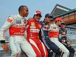F1 : 2010 comme 1986 ? En photo, c'est déjà le cas