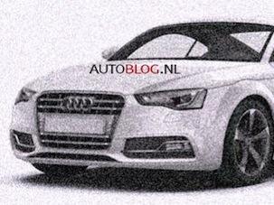 L'Audi TT bientôt restylée?