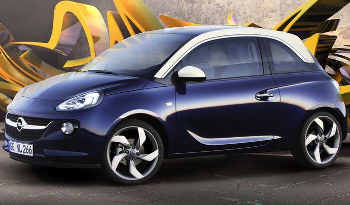 Opel: les Karl et Adam ne seront pas remplacées