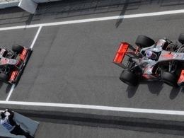 McLaren est prêt pour la bataille