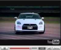"Vidéo : Fifth Gear ""glisse"" la Nissan GT-R"