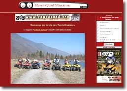 Le site des randoQuadeurs