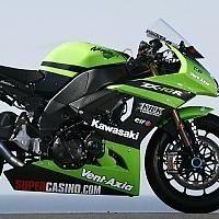 Superbike - Kawasaki: Hanche touchée et orteil fracturé pour Tamada