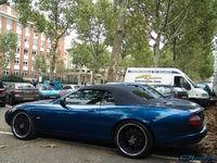 Photo du jour : Jaguar XKR Cabriolet