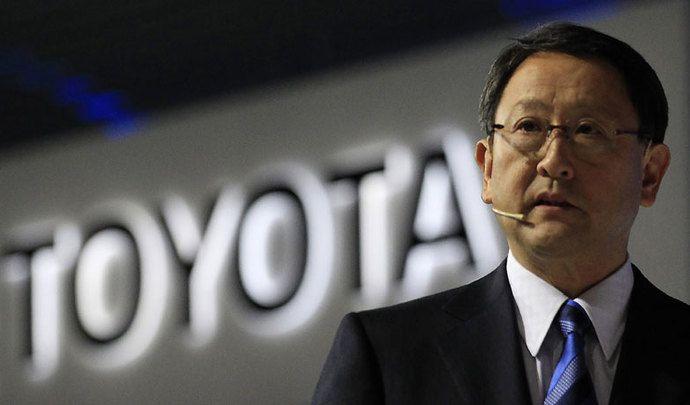 """Toyota et ses salaires: """"nous devons passer à l'attaque"""""""