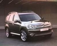 Future Citroën C-Crosser : voici le deuxième SUV PSA !