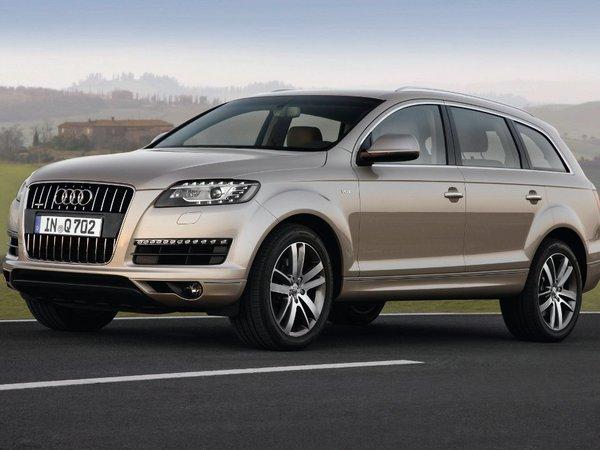 Un nouveal V6 3,0 litres TDI 204 chevaux pour l'Audi Q7