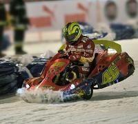 Moto GP - Ducati: Bonheur et douleur pour Rossi en clôture de Madonna Di Campiglio