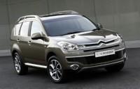 Peugeot 4007 et Citroën C-Crosser : officiels !!! (+ sondage)
