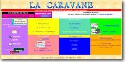 Le premier portail dédié aux caravanes