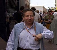 Jean Todt à la tête de Ferrari