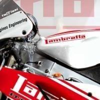 """GP 125: Lambretta prêt à """"profiter du spectacle"""""""