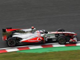 F1 - Vodafone signe trois ans de plus avec McLaren