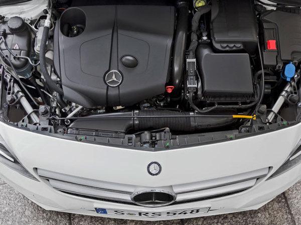 Mercedes - Retour programmé des 6 cylindres en ligne