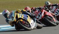 Superbike: Donington: Comment Haga a taxé Biaggi