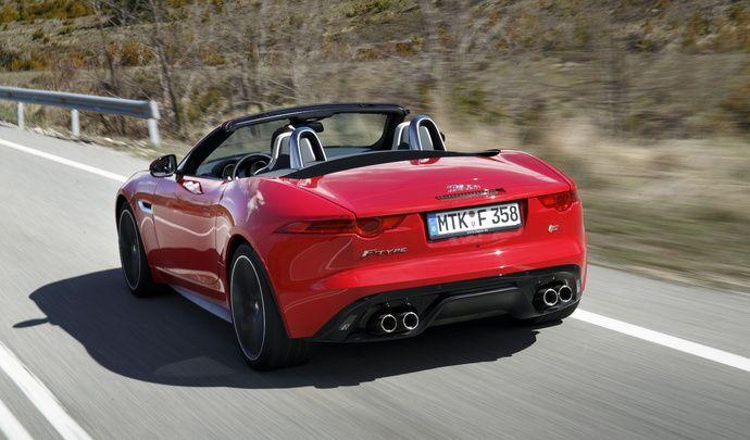 Jaguar : la prochaine F-Type pourrait adopter un moteur BMW