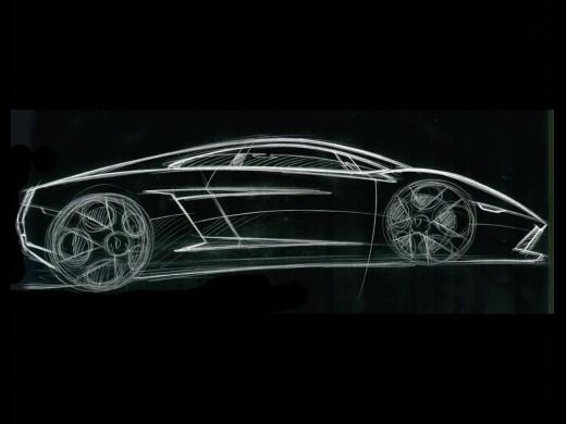 Genève 2008 : ce sera une Lamborghini Gallardo LP560-4 (et pas 550)