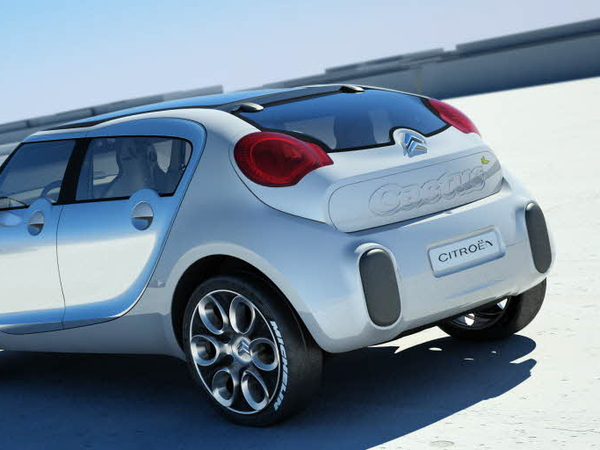 """La future Citroën """"3CV"""" sera commercialisée en 2013"""