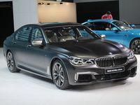 BMW760 Li : la limousine sportive - En direct du salon de Genève