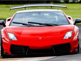 RENM Performance colle 700 chevaux à la Gallardo Super Trofeo Stradale