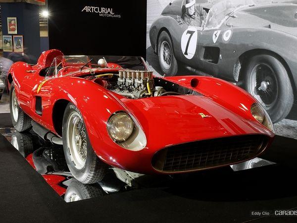 Photos du jour : Ferrari 335 S