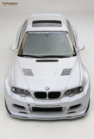 BMW M3 HPF, des ailes larges et 900 chevaux sous le capot