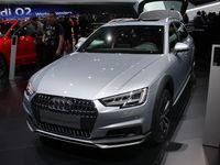 Audi A4 Allroad : la randonneuse - Vidéo en direct du salon de Genève 2016