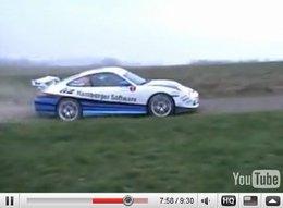 [vidéo] : des Porsche 911 GT3 de rallye qui jappent
