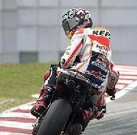Moto GP – Tests Sepang 1: Marc Marquez repousse déjà les limites