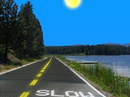 Solar Roadway gagne le prix Ecomagination et remporte 50 000 dollars