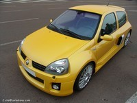 Photos du jour : Renault Clio V6 Phase II