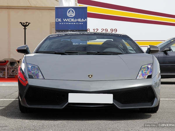 Photos du jour : Lamborghini Gallardo Superlegerra (Sport & Collection)