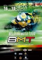 Belgian Moto Tour : Road Book
