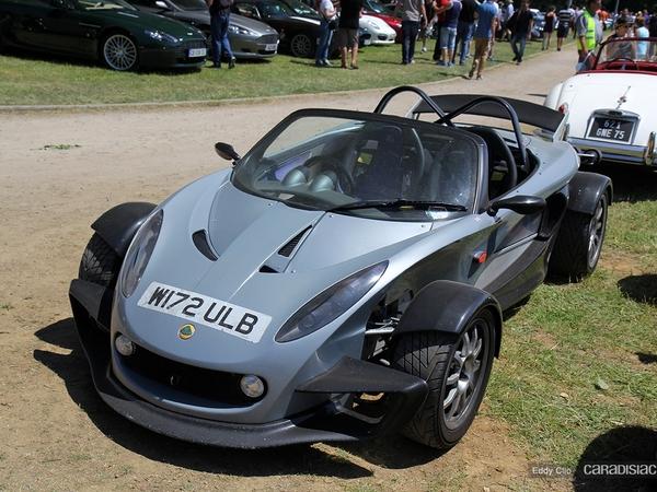 Photos du jour : Lotus 340R (Le Mans)