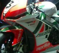 Superbike - Aprilia: La RSV4 en Alitalia, déjà !