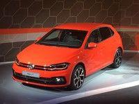 Les premières imagesen live de la nouvelle Volkswagen Polo