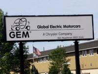 Global Electric Motors : plus de 40 000 véhicules électriques GEM produits et commercialisés depuis 1998