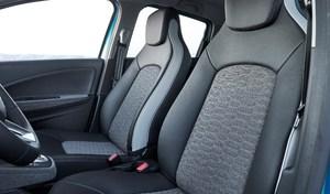 Renault Zoé: le risque d'une pénurie de sièges?