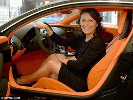 La meilleure vendeuse de Bugatti a écoulé 11 Veyron l'an dernier