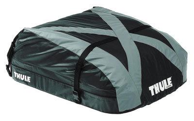 thule ranger le premier coffre de toit pliable. Black Bedroom Furniture Sets. Home Design Ideas