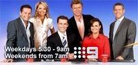 World Riderz sur Channel 9 Australia
