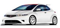 Une Honda Civic Type-R pour l'endurance
